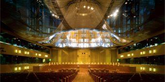 Az Európai Unió Bíróságának (EUB) Nagy Tárgyalóterme