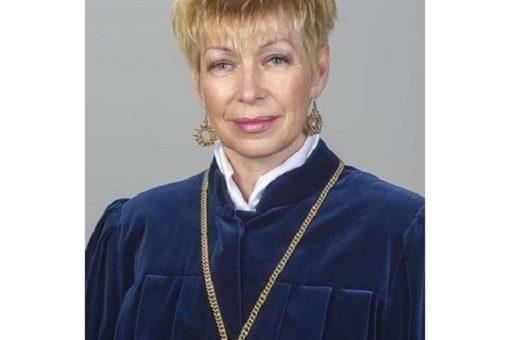 dr. Czine Ágnes alkotmánybíró