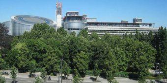 Emberi Jogok Európai Bírósága - Strasbourg