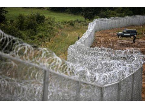 Határzár Bulgáriában