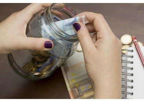 Pénz, euró, megtakarítás, költség