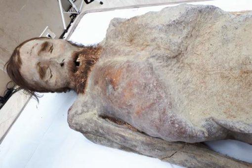 erdélyi múmia