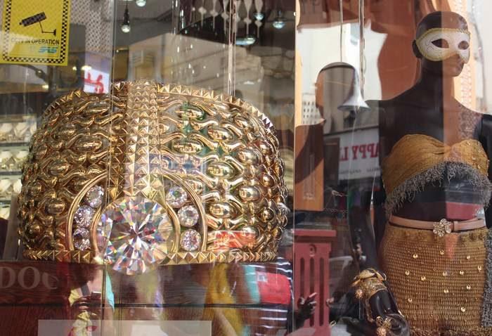 Dubaj - a világ legnagyobb aranygyűrűje