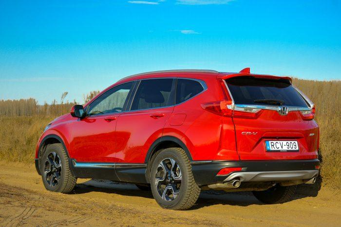 Honda CR-V 1.5 Lifestyle