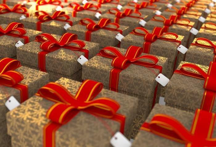Karácsony, ünnep, csomagolás