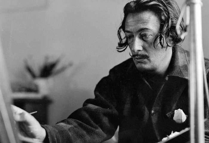 Salvador Dalí – A halhatatlanság nyomában c. film