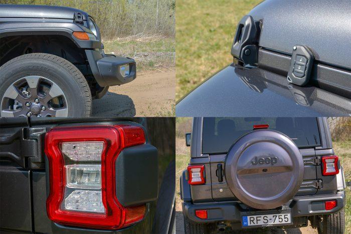 Jeep Wrangler 2.2 CRD Sahara