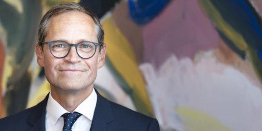 Michael Müller - Berlin főpolgármestere
