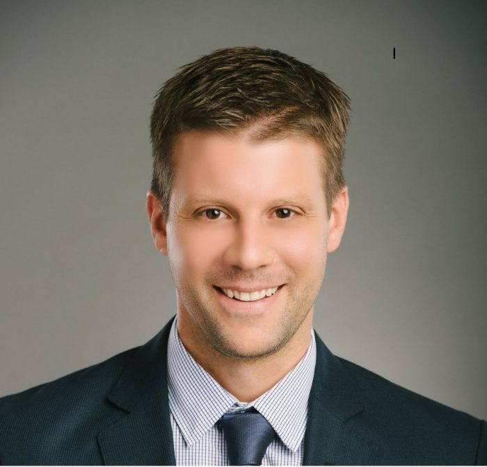 dr. Sükösd Péter - WK Jogászdíj 2018, compliance kategória