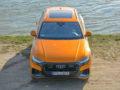 Audi Q8 50 TDI Quattro – Sárkány és narancs