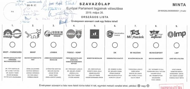 EP választás: kampányhajrá és szavazás