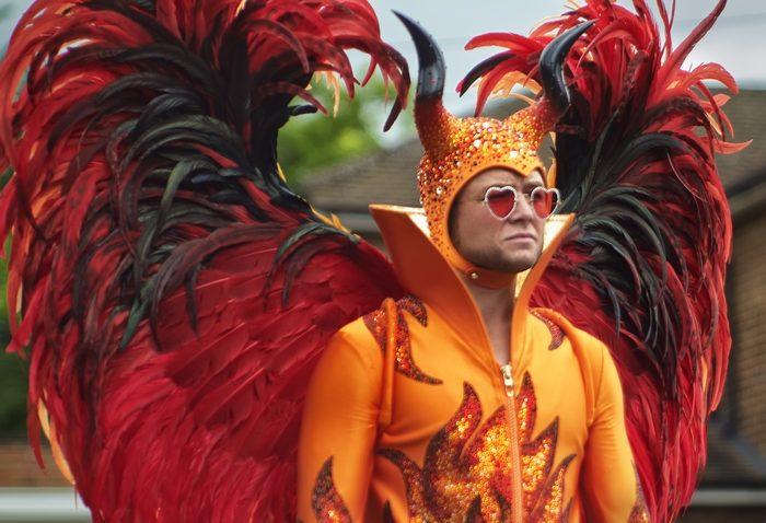 Rocketman - Elton John-film