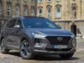 Hyundai Santa Fe 2.2 CRDi 4WD Executive Edition – Rendhagyó