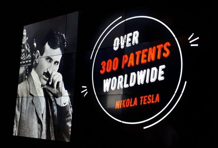 Tesla-kiállítás