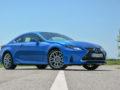 Lexus RC 300h Luxury – Élekkel határolt