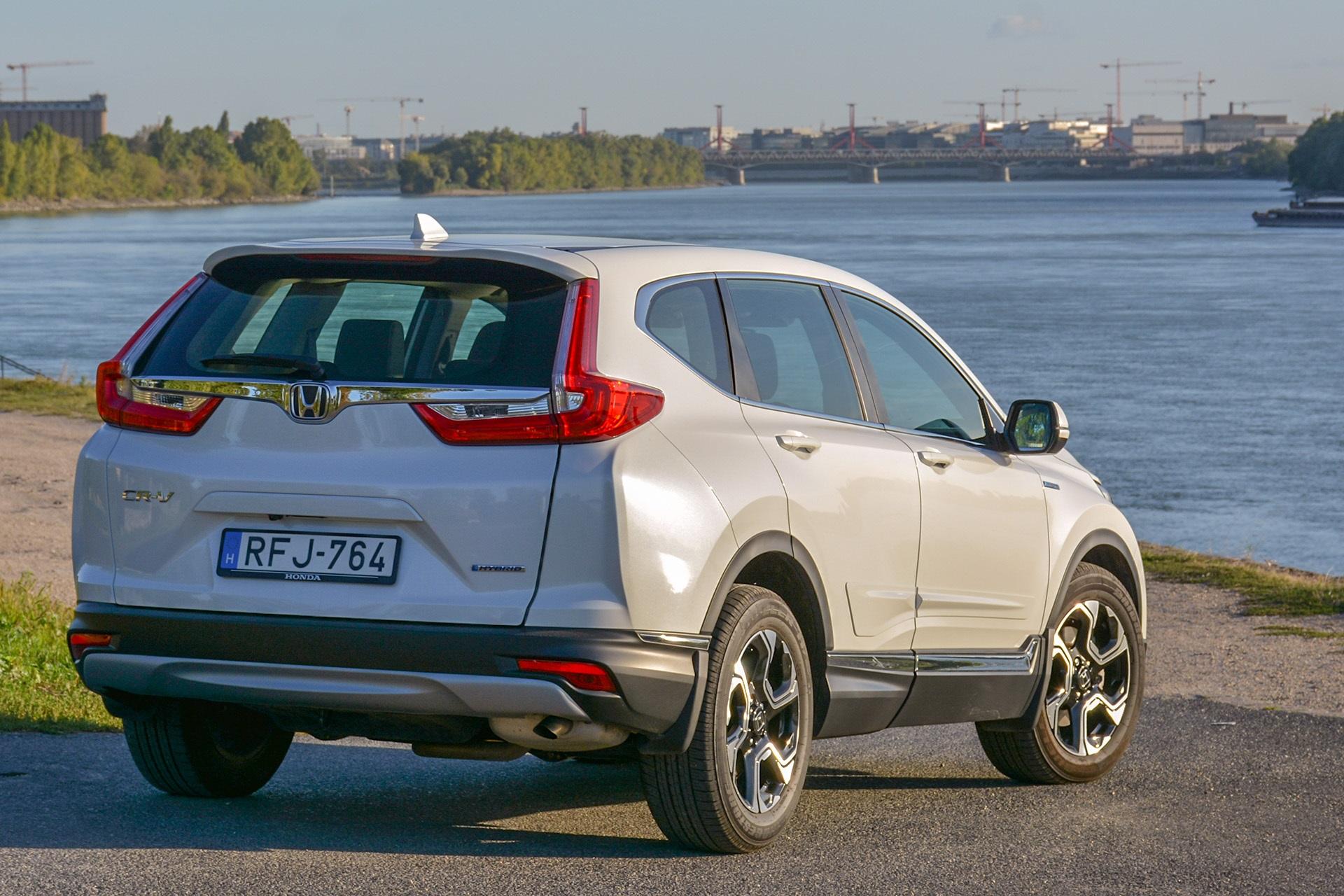 Honda CR-V Hybrid Elegance