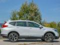 Honda CR-V Hybrid Elegance – Mosollyal az arcomon