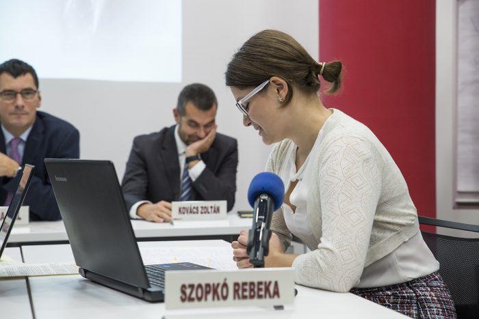 Szopkó Rebeka (Dr. Nagy László Magánjogi Érvelési Verseny)