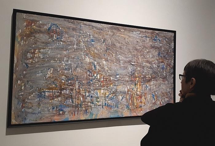 François Fiedler művei a Műcsarnokban