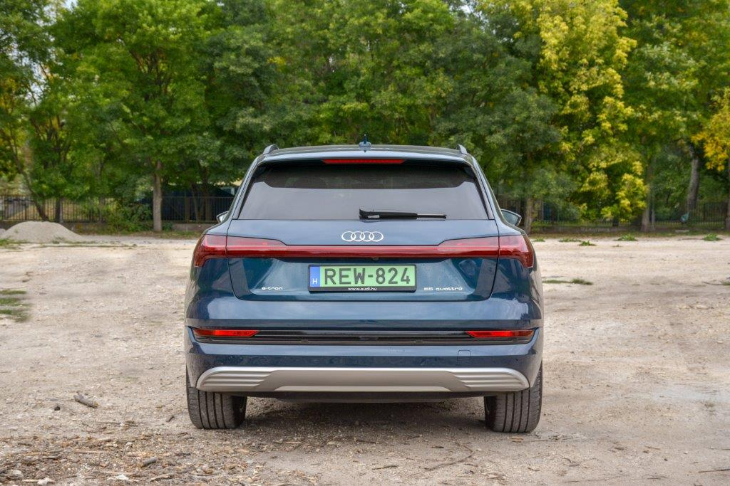 Audi e-tron Advenced 55 quattro