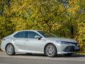 Toyota Camry Executive VIP 2.5 Hybrid – Toyota a csúcsokról