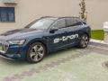 Audi e-tron Advenced 55 quattro – Elektromos rakéta