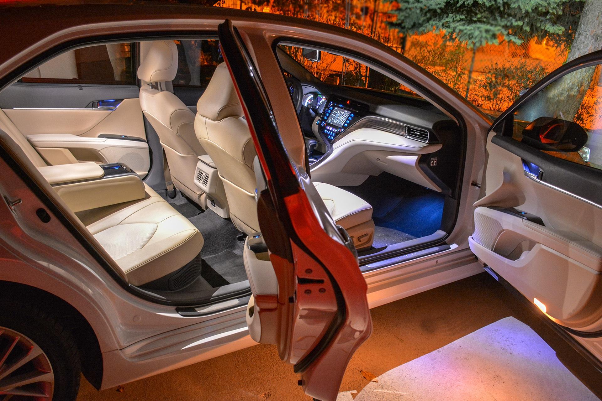 Toyota Camry Executive VIP 2.5 Hybrid