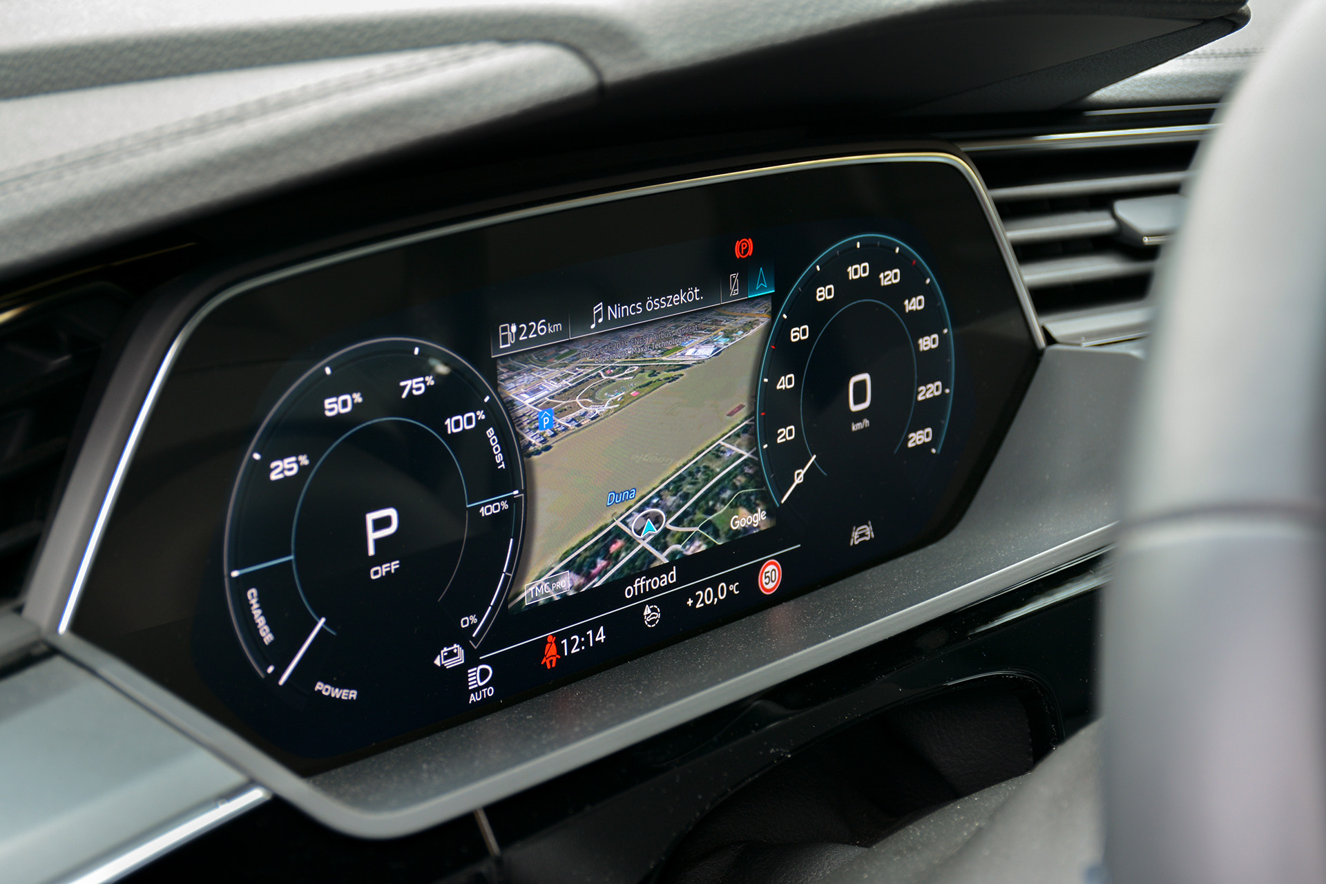 Audi e-tron Advenced 55 quattro