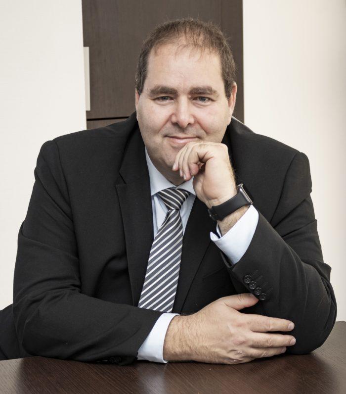 Vetési Iván NISZ Zrt., vezérigazgató-helyettes