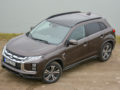 Mitsubishi ASX Instyle CVT 4WD – Új arccal
