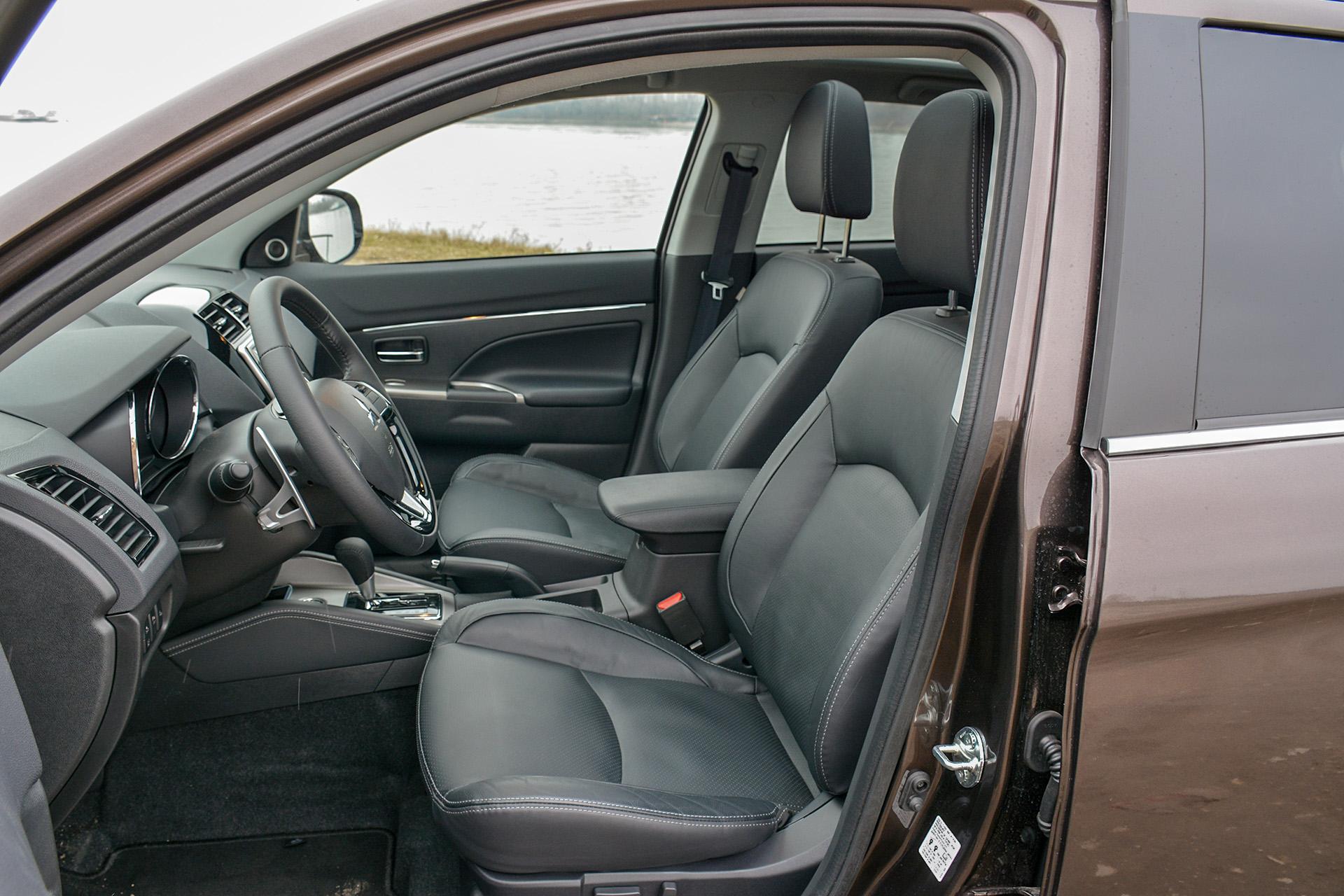 Mitsubishi ASX Instyle CVT 4WD