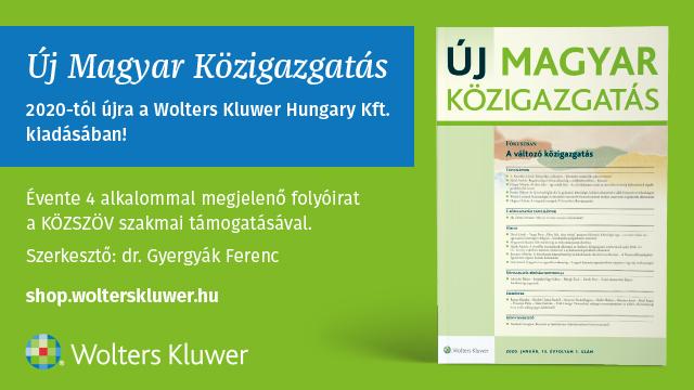 Új Magyar Közigazgatás