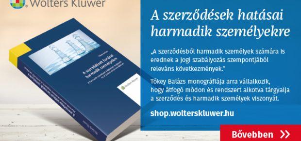 Tőkey Balázs: A nem tulajdonostól való szerzés