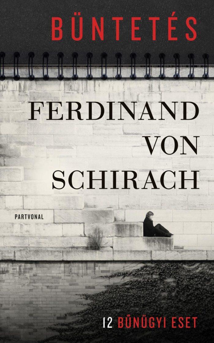 Ferdinand von Schirach Büntetés c. könyv borítója