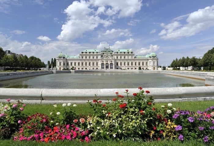 Belvedere épülete