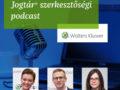 Hallgassa meg a Jogtár® szerkesztőség podcast adását!