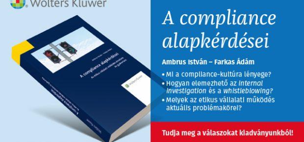 Az compliance elmélete és gyakorlata – 5. rész