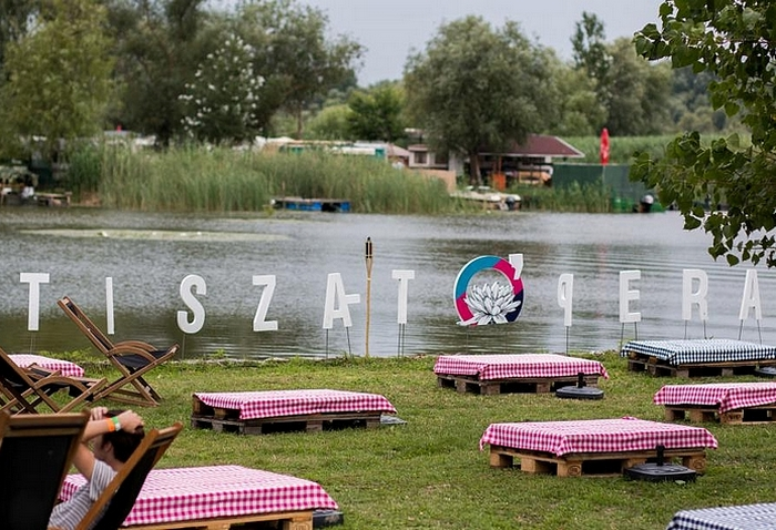 Szabadtéri színházak - Tisza-tó