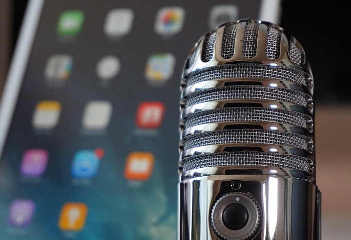 Podcast - mikrofon