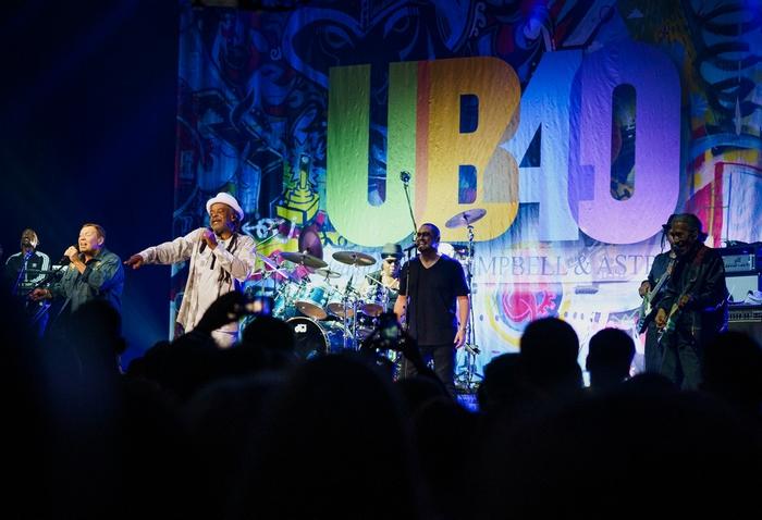 VeszprémFest 2019 - UB40-koncert
