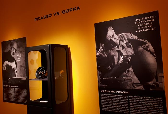 Gorka Géza-kiállítás – Kieselbach Galéria