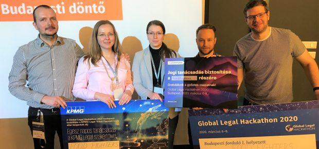 A Food Fighters és akik mögötte vannak – Interjú a Legal Hackathon győztes csapatával