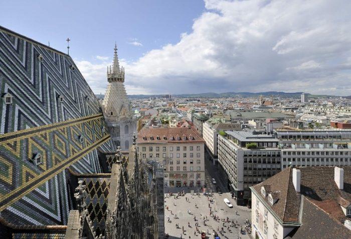 Bécs – belváros