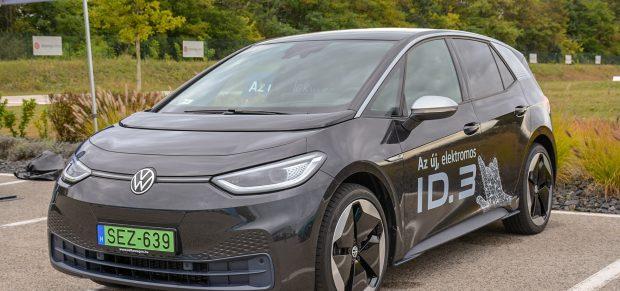 Új utakon – Volkswagen ID.3