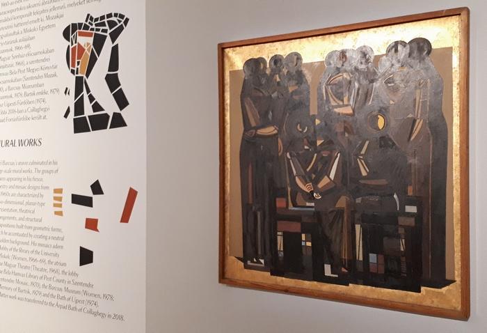 Ferenczy Múzeum – Barcsay Jenő-kiállítás