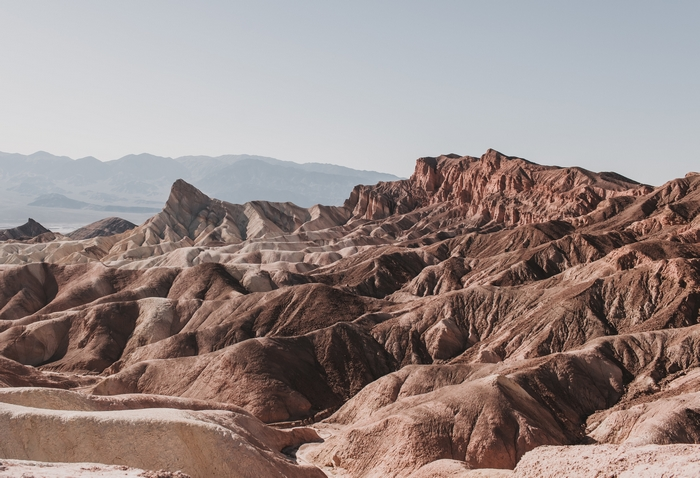 Death Valley Nemzeti Park, klímaváltozás