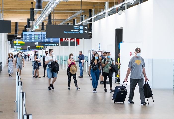 Légi közlekedés 2021 – utazás maszkban