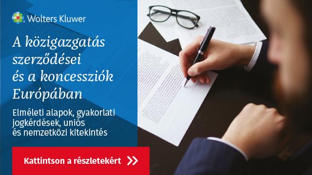 A közigazgatás szerződéseinek kezelése a magyar jogban