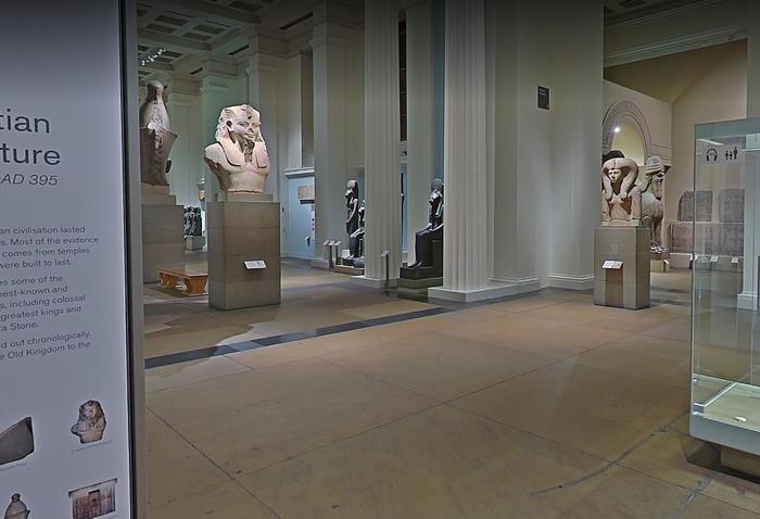 British Múzeum – online-gyűjtemény