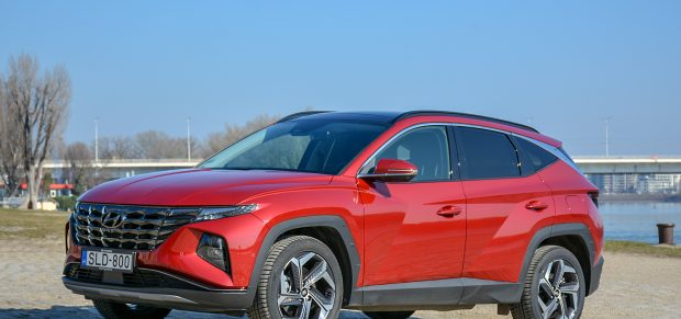 Hyundai Tucson 1,6 T-GDi HEV Executive – A nagy dobás